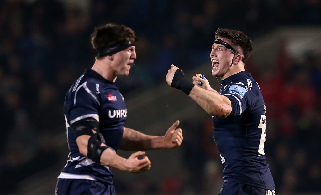 BACK TO MATCH – SALE SHARKS 24 – SARACENS 18