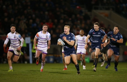 BACK TO THE MATCH – SALE SHARKS 32 – 5 LEICESTER TIGERS