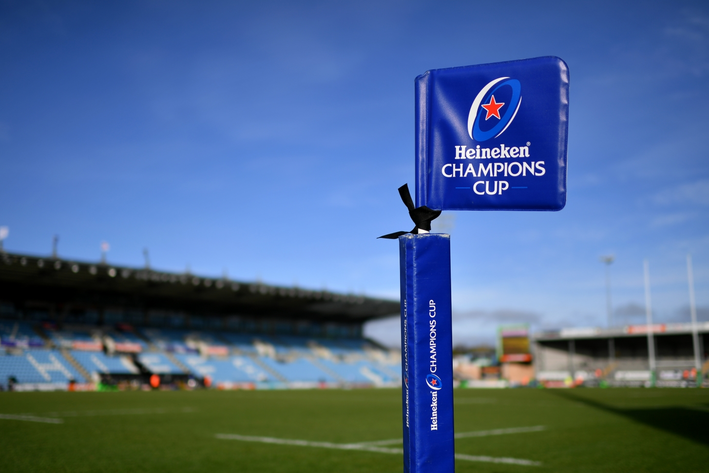 Champions Cup temporarily suspended