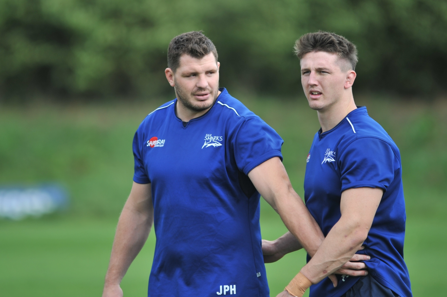 JAMES PHILLIPS AGREES CONTRACT EXTENSION WITH SALE SHARKS