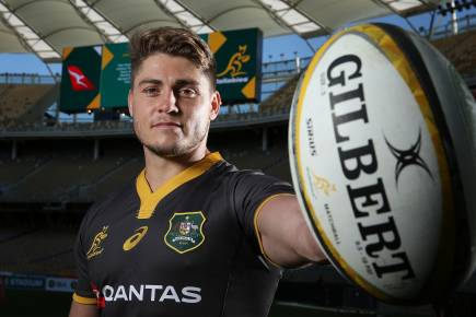 James O'Connor Back In The Starting Lineup For Wallabies