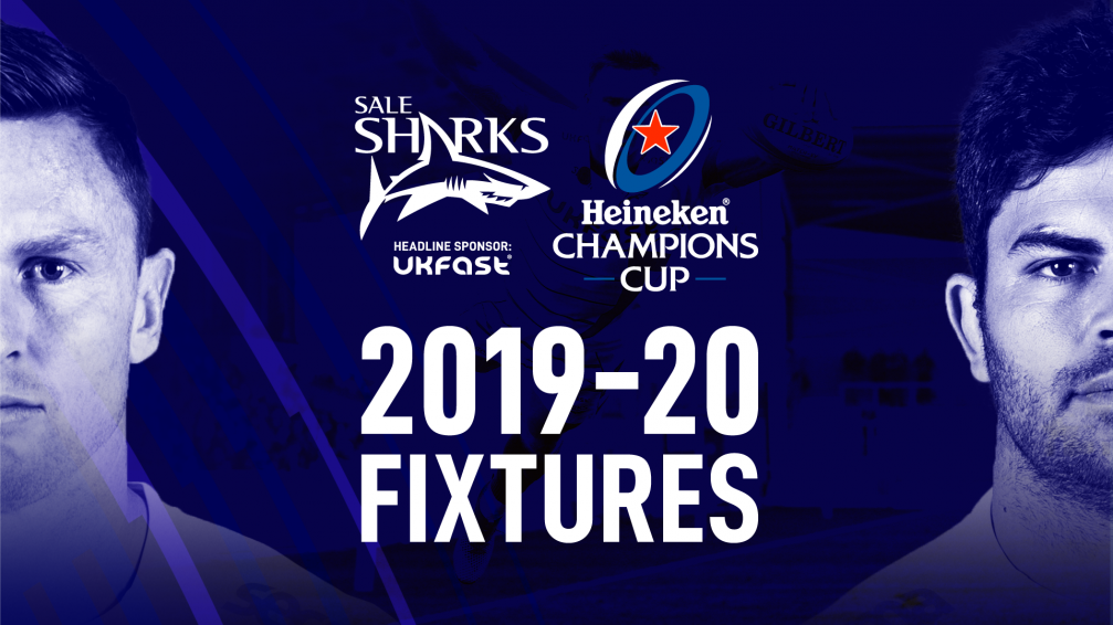 Champions Cup Fixture Dates Revealed