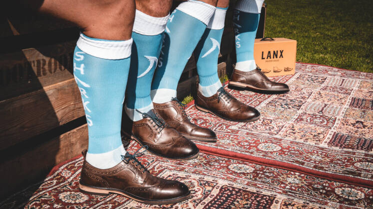 WIN – Sharks Tickets, £100 Gift Card & Merch With LANX