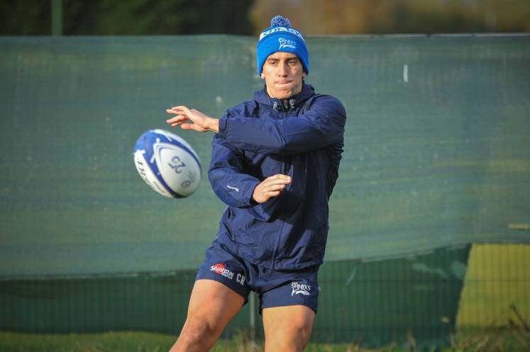Cameron Redpath to leave Sale Sharks