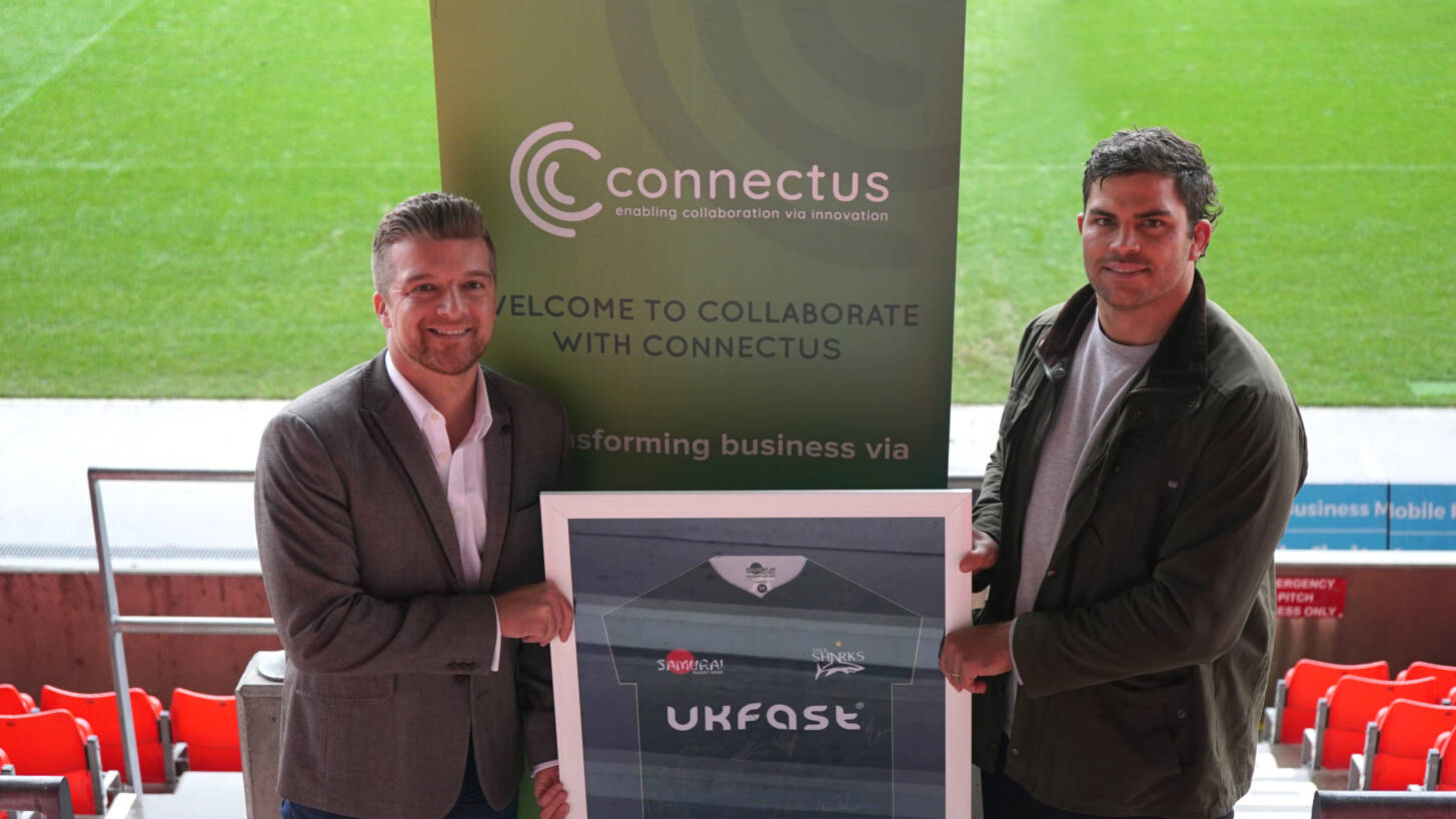 Sale Sharks Link Up With New Connectivity Partner