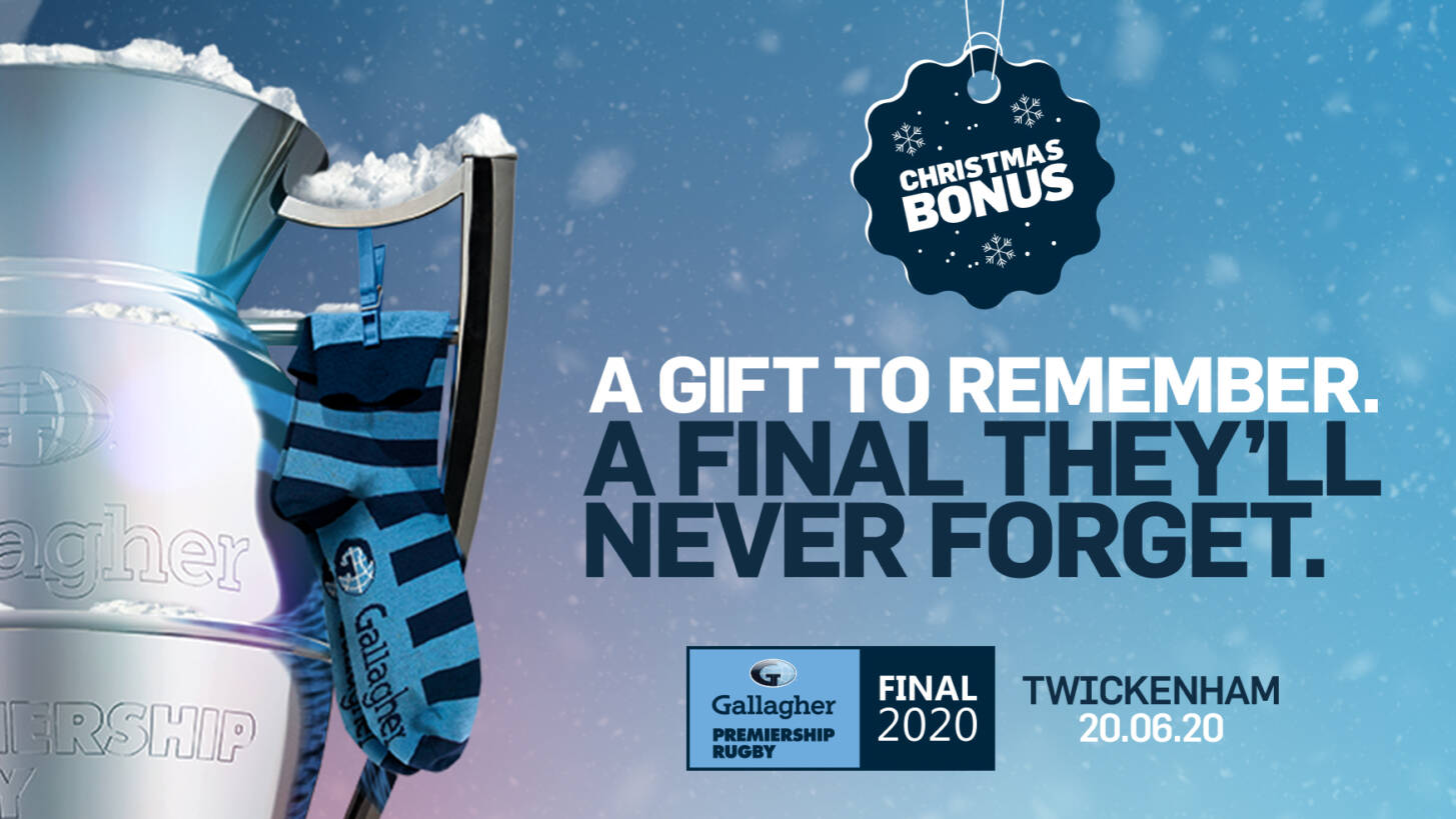 FREE limited-edition socks when you purchase selected tickets for the final before December 16.