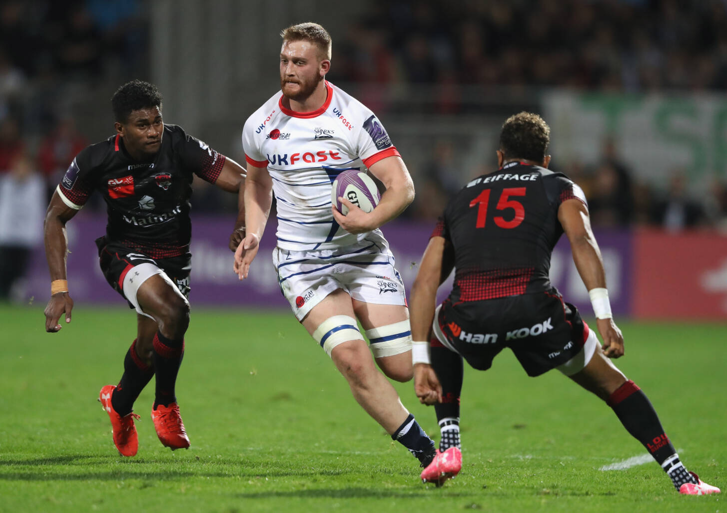 Sam Moore leaves Sale Sharks with immediate effect