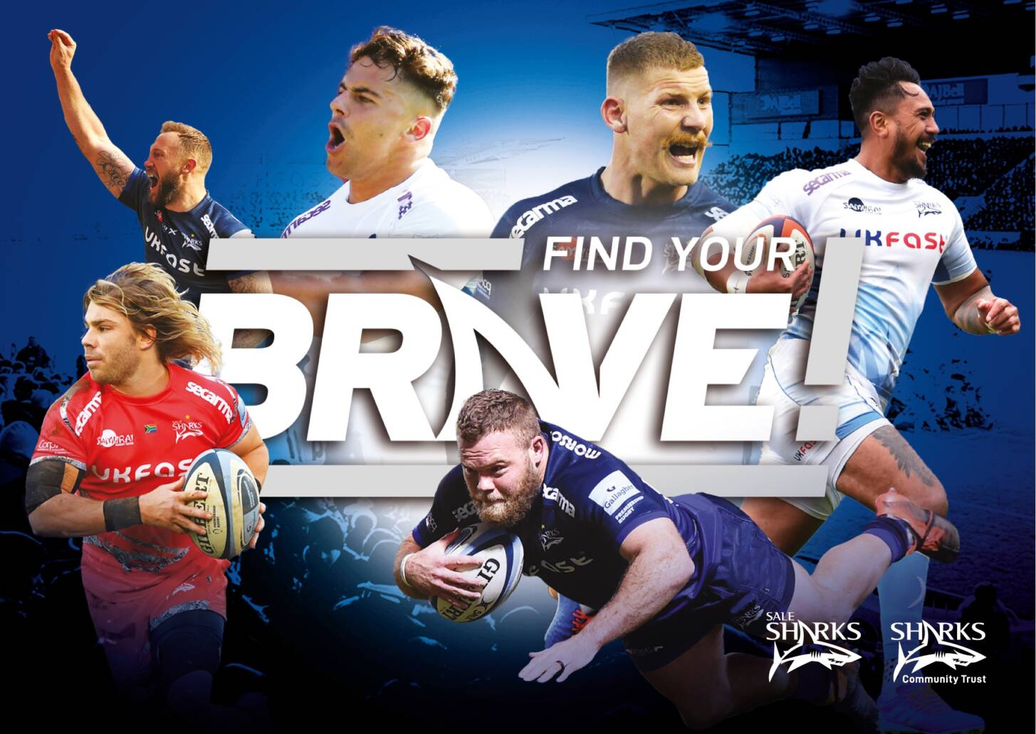 Sale Sharks To Help Young People Find Their Brave