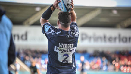 Rob Webber Announces Retirement From Professional Rugby
