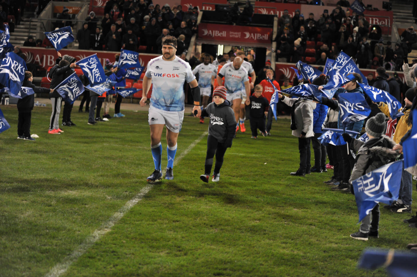 City Downs Syndrome Group given free tickets to Sharks' semi-final by Printerland