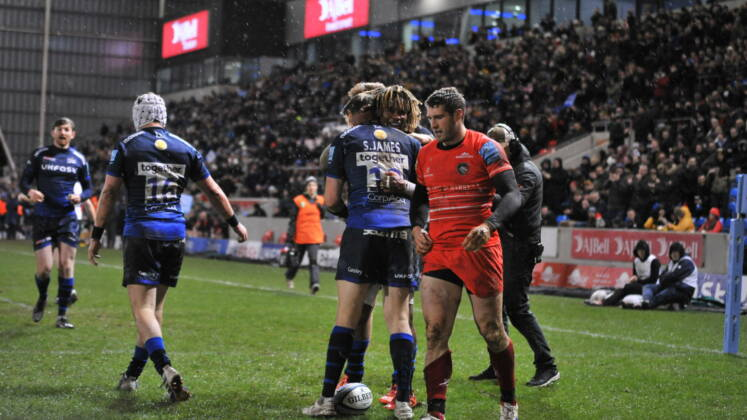 Match Report   Sale Sharks 36-3 Leicester Tigers