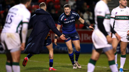 Match Report | Sale Sharks 39-0 London Irish