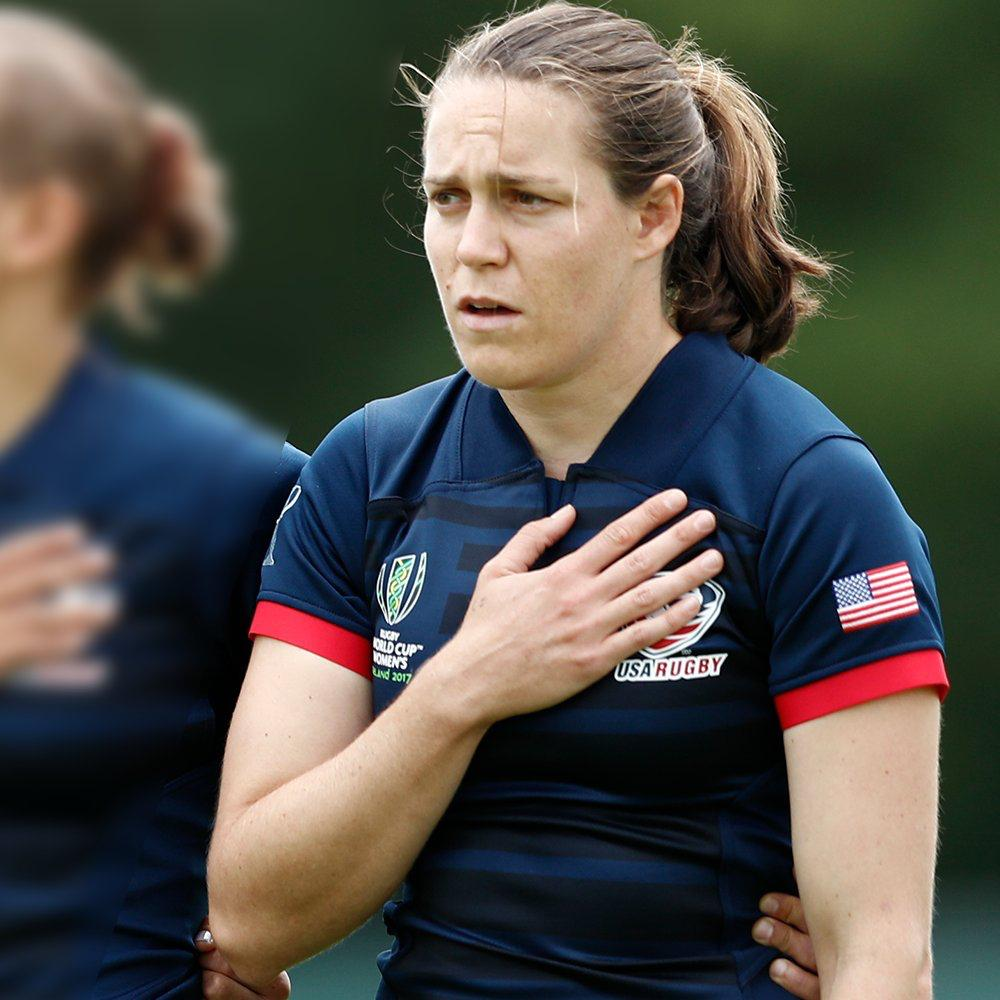 Sale Sharks Women announce the signing of USA Women Eagles International