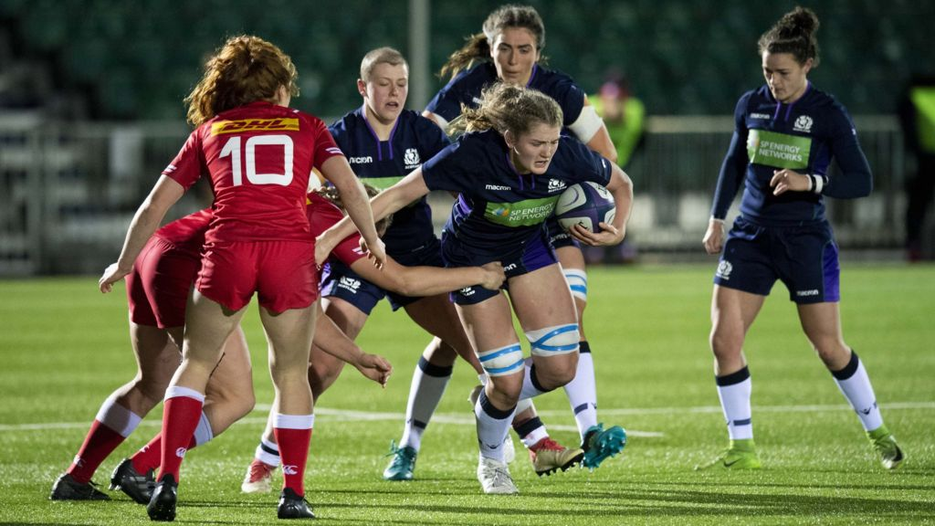 Sale Sharks Women sign Scottish International Duo