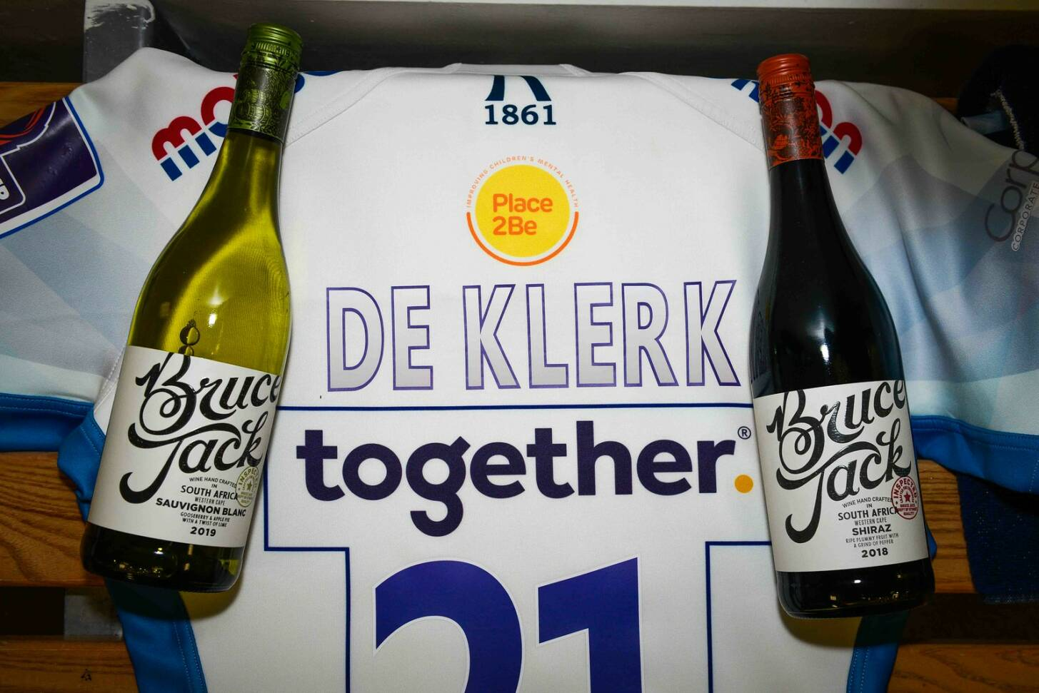 Sale Sharks toast first South African partnership with global wine brand