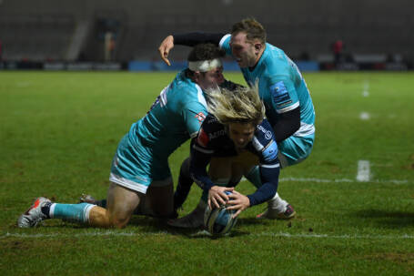 MATCH REPORT – Sale Sharks 20 Worcester Warriors 13