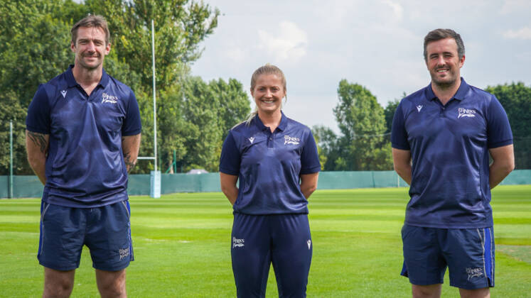 Sale Sharks looking to the future with new academy staff