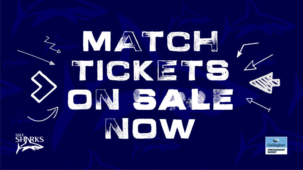 Match Tickets Now On Sale