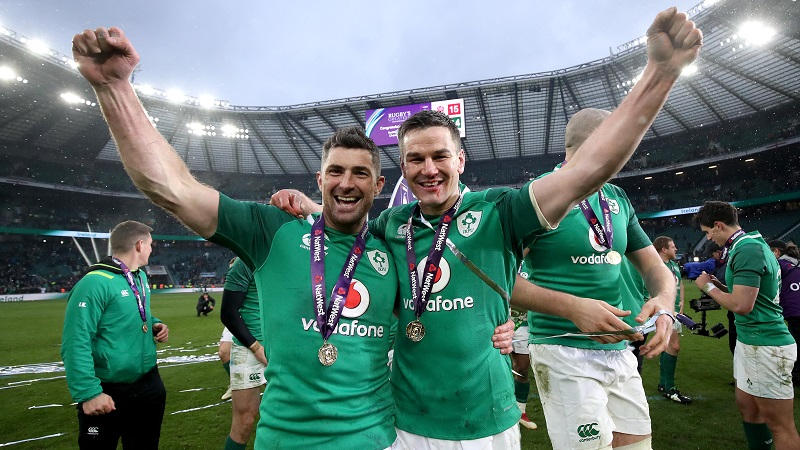 Sexton stars as Leinster book Champions Cup final place