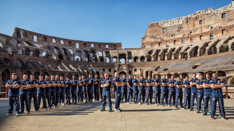 Six Nations Cities – Rome