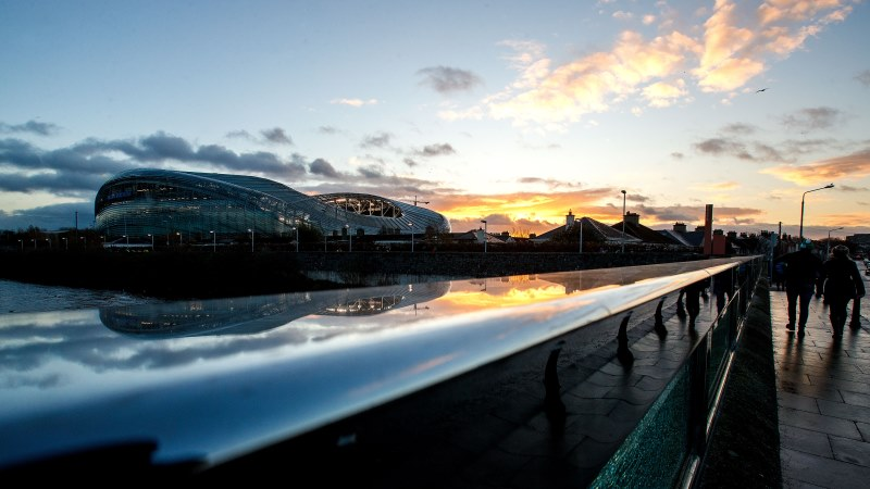 Six Nations Cities: Dublin