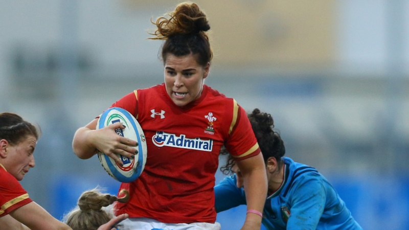 Wales' Powell-Hughes ready to inspire the next generation