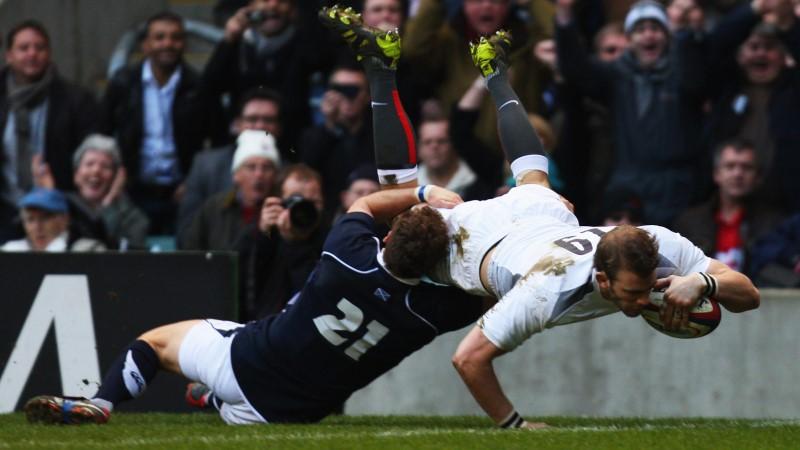 Classic Match: England down Scotland to set up 2011 Grand Slam tilt