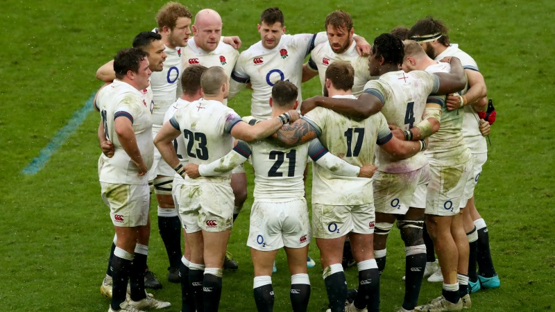 Focus on the 2019 Championship: England