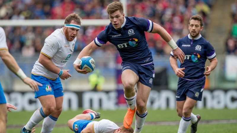 Focus on the 2019 Championship: Scotland