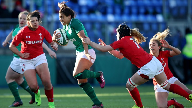 Ireland Women impress with bonus-point success