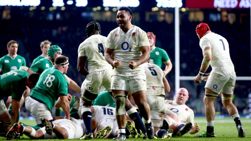 0fecbd767e6 Six Nations Rugby | NatWest 6 Nations Flashbacks: England v Ireland
