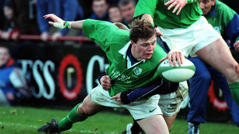 c629e472907 Six Nations Rugby | NatWest 6 Nations Flashbacks: Ireland v Scotland