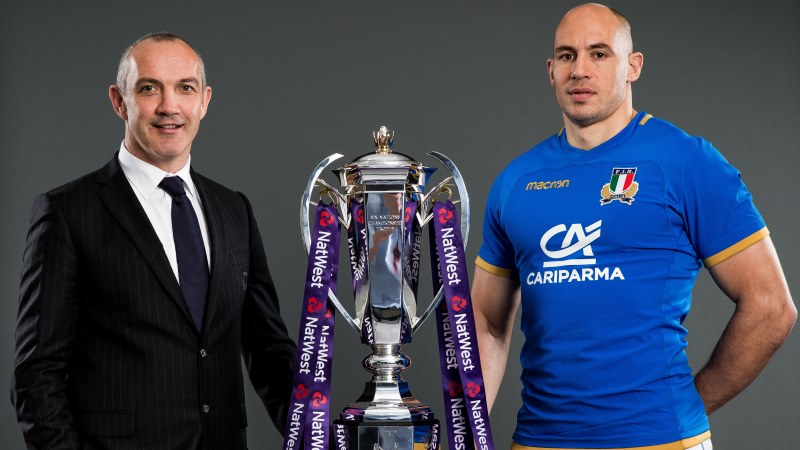 Parisse backs Italy to upset the odds in 2018