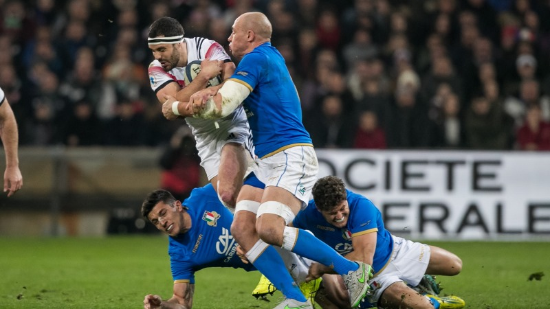 Parisse determined to keep on battling
