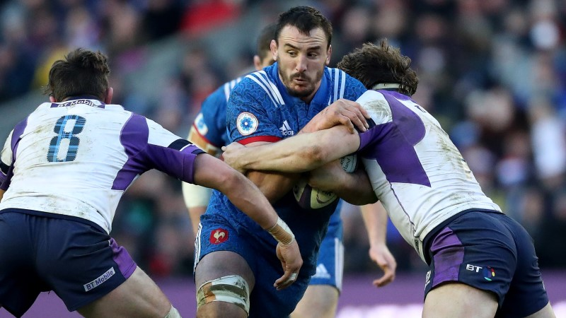 Picamoles and Faletau to the fore