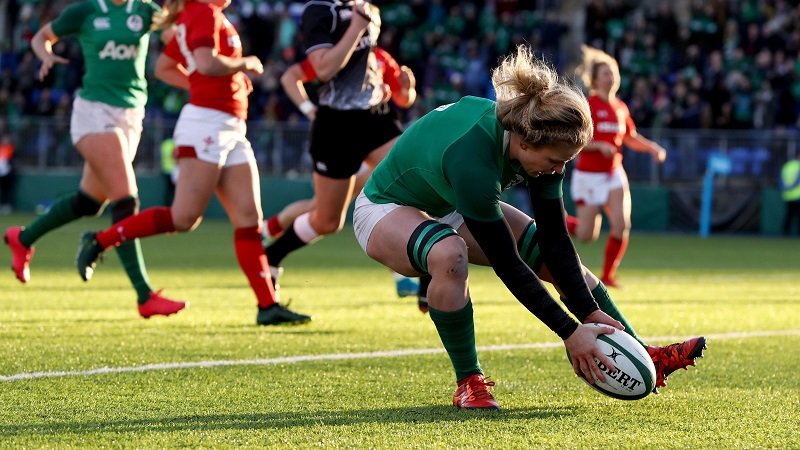 Women's Six Nations stars driving domestic competitions