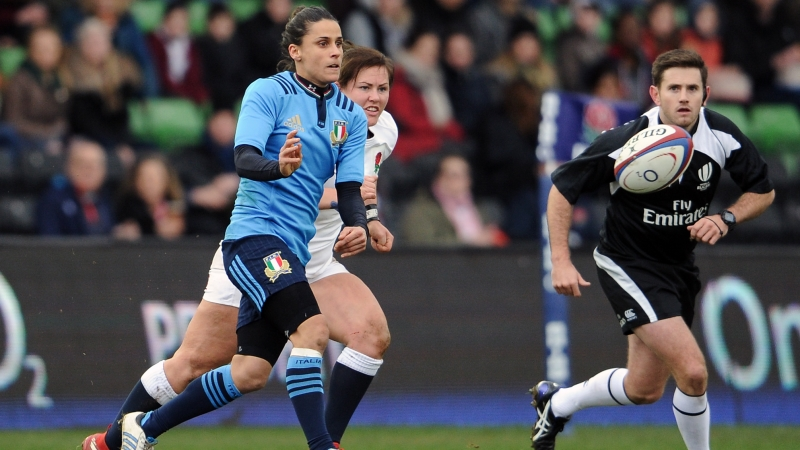 Barattin buzzing for Italy's long-awaited World Cup return