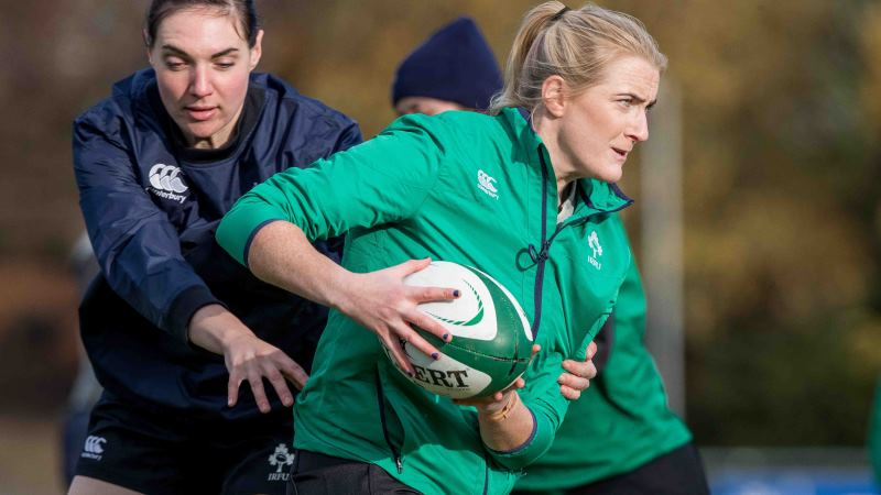 Cooney and Ireland Women aiming for a fresh start in 2018
