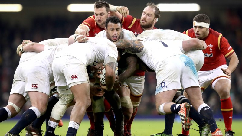 England and Wales are set to train together