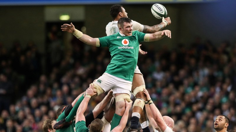 England display was crucial to O'Mahony Lions call-up