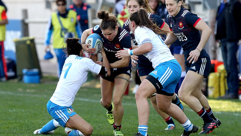 France and England Women impressing this autumn