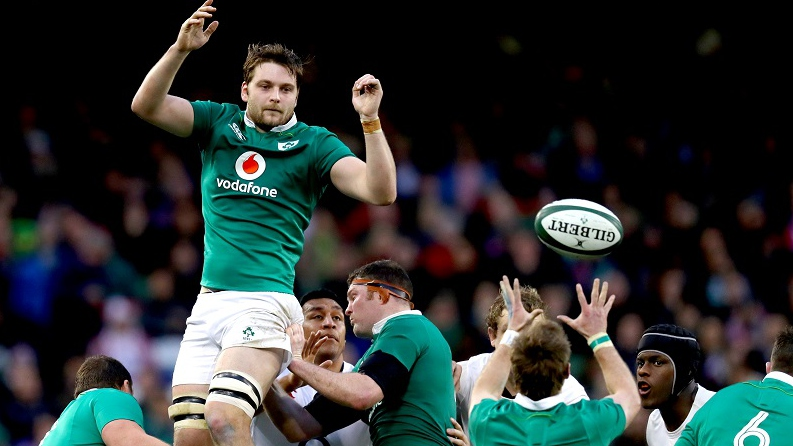 Ireland boost as Henderson returns to Ulster squad