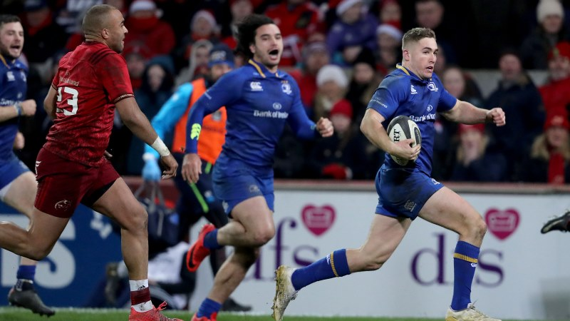 Road to the NatWest 6 Nations: Larmour catches the eye