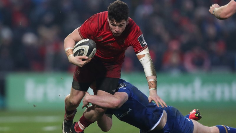 Road to the NatWest 6 Nations: Young guns come to the fore