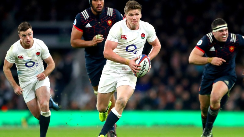 Road to the Six Nations: Farrell and Ford on song and Evans excites