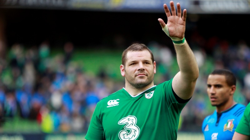 Ross believes future of Ireland front row is in safe hands