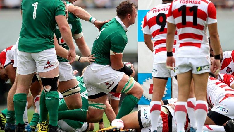 Ruddock proud as Ireland overcome 'biggest test'