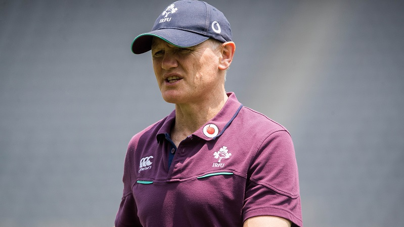 Schmidt hails young Ireland side after successful summer tour