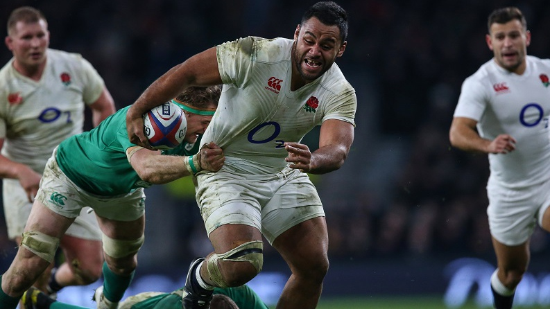 Vunipola ruled out for four months after knee surgery