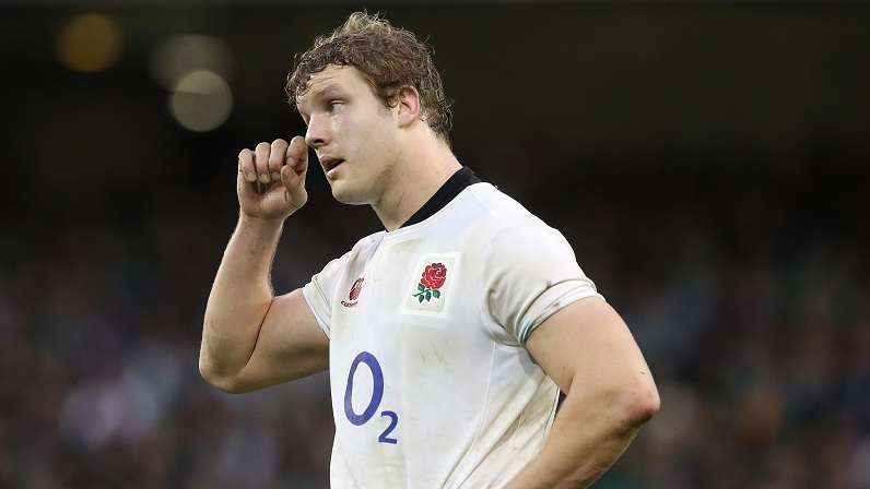 Young hails 'leader' Launchbury after Wasps win